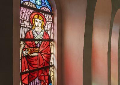 église paroissiale du Christ-Roi à Bruges