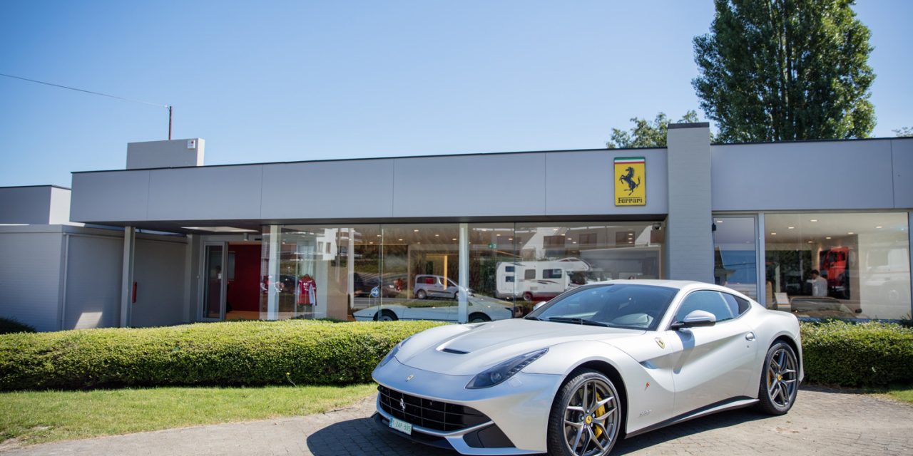 Ferrari Wavre, l'incarnation de l'élégance et de la finesse italienne