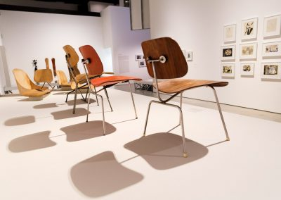 5.The-World-of-Charles-and-Ray-Eames,-Barbican-Art-Gallery.-Photo-Tristan-Fewings_Getty-Images