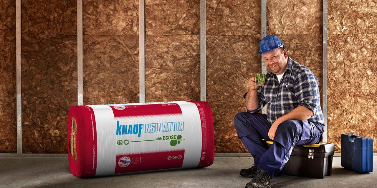 Knauf Insulation lance la nouvelle génération de laine minérale : MW 35