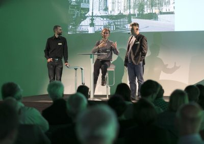 Confort des habitations et lieux de travail: les architectes ont la parole