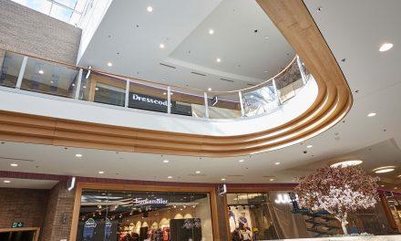 Het Rive Gauche-winkelcentrum doet Charleroi heropleven