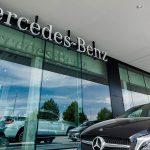 Concession Mercedes à Ypres : les étoiles sous l'auvent cristallisent toute l'attention