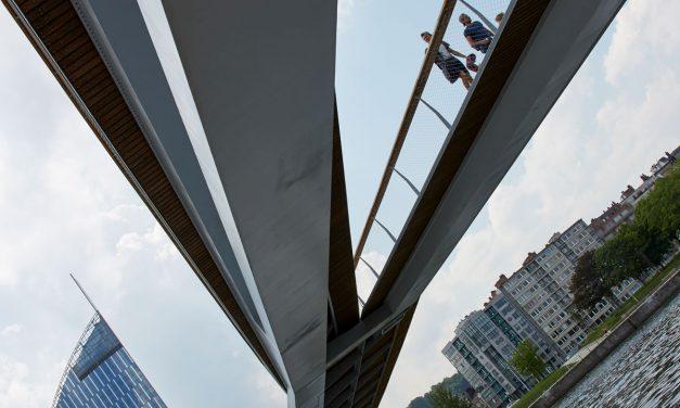 Le fil bleu – 1ère étape: Liège