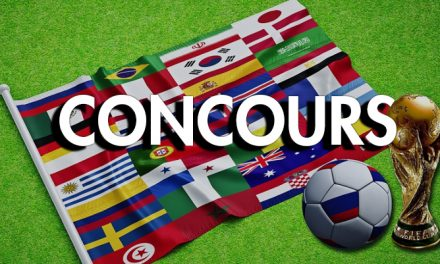 Concours – Coupe du Monde 2018