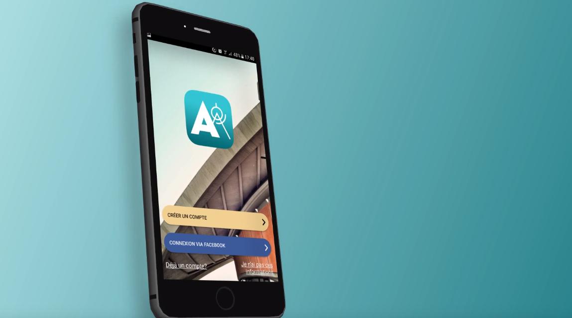 Knauf vous offre une appli mobile et un site web gratuits