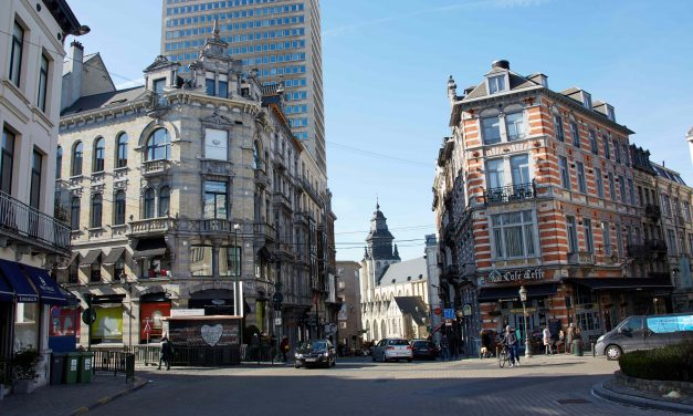 Le fil bleu – 3e étape : Bruxelles