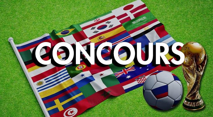 Concours Coupe du Monde 2018