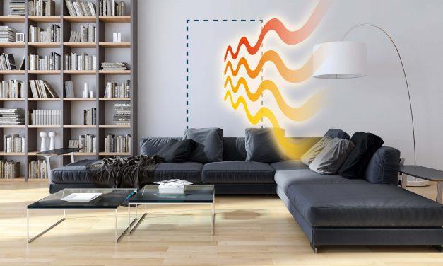 CaloriK Board: de verwarmende gipsplaat