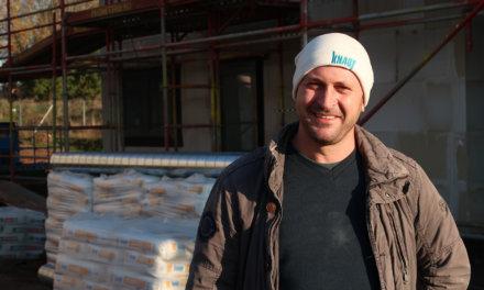SFM Construction fait confiance au silko 36